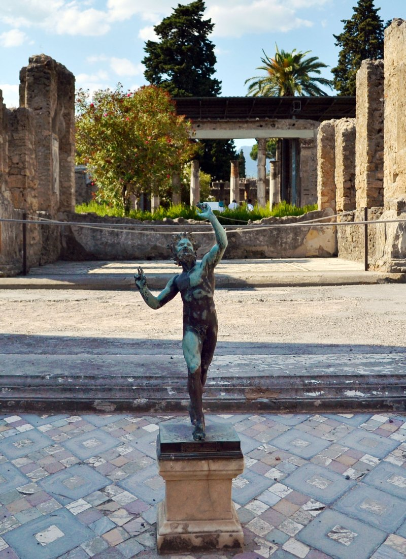 A Perfect Day In Pompeii