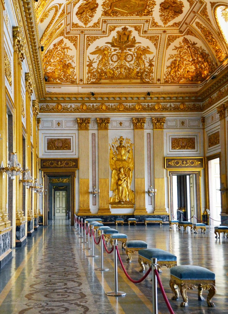 Why You Need To Visit The Royal Palace of Caserta