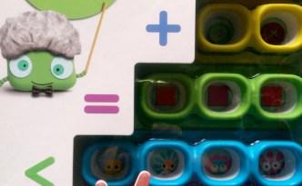 Tiggly Shapes box