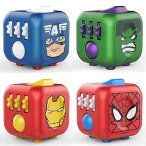 Marvel Fidget Cube