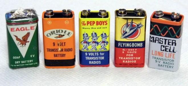 9volt batteries