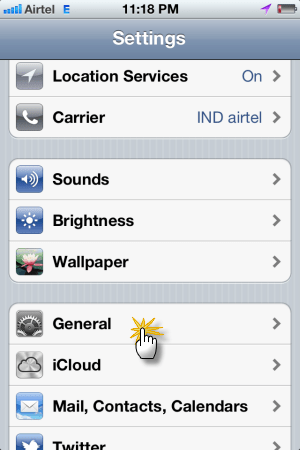 mac address iphone how to find mac address of your and iphone 12602