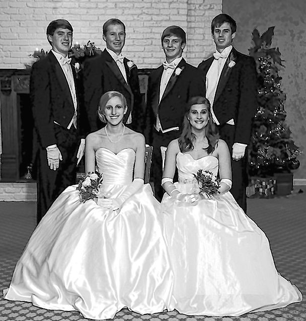 The Sumter Cotillion Presented Two Debutantes On Dec 27 2014 At The Sunset