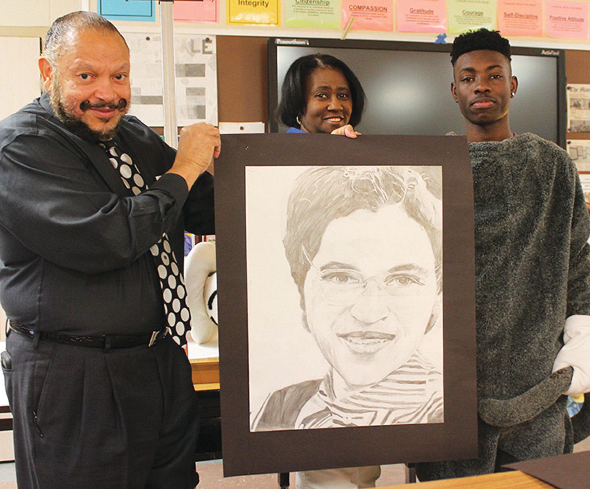 Students Get Top Honors For Artwork