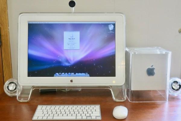 G4 Cube & Mac Pro - Failure Looked Good