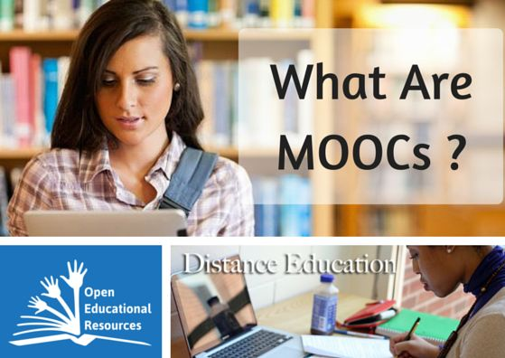 What Are Massive Open Online Courses
