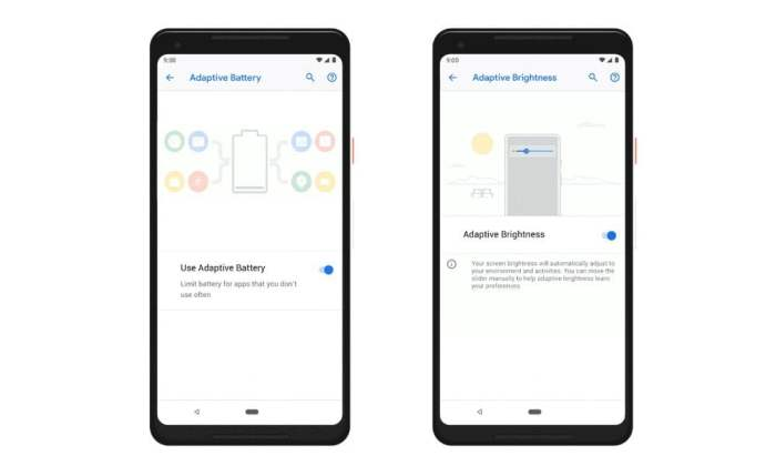 android pie adaptive battery