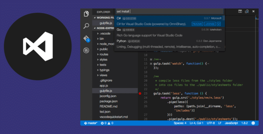 Microsoft-Vs-Code