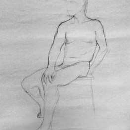 man_seated