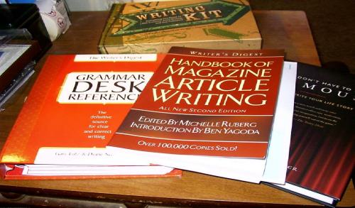 Writer's Digest Book Shipment
