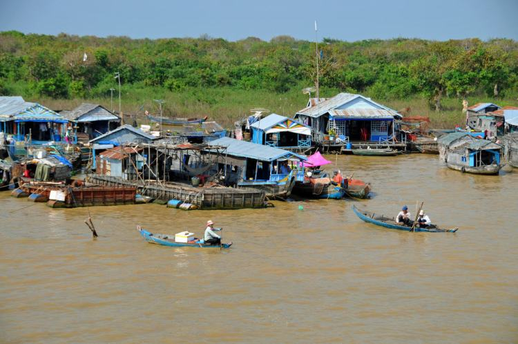 Cambodia-2900 - Floating Village