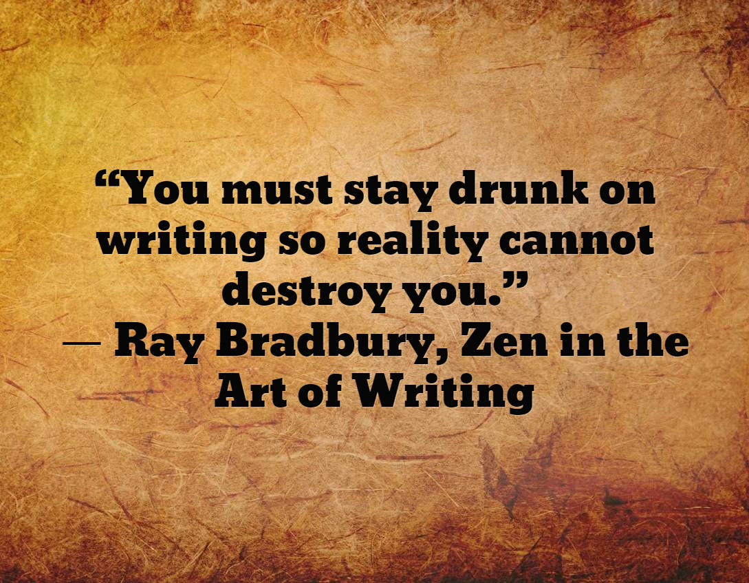 Bradburyonwriting