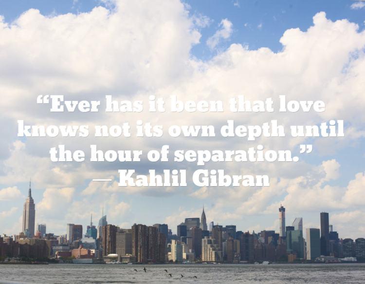 depth of love