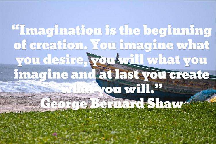 imagination and creation