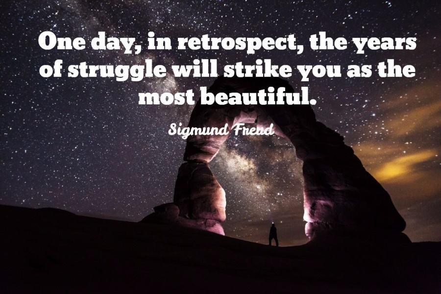 Freud on struggle