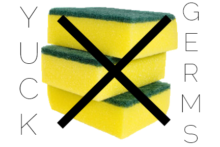 Sponges Yuck
