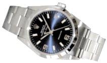 James Bond's Rolex watch