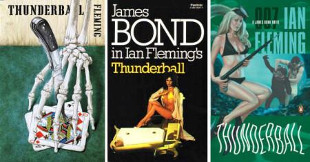Thunderball Cover