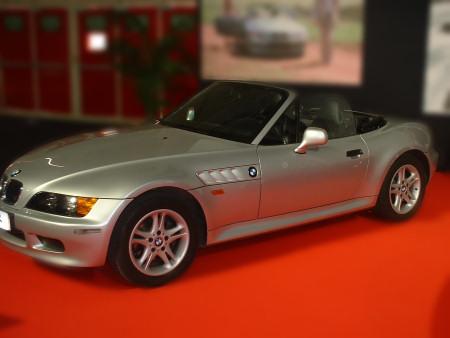 BMW Z3 from Goldeneye