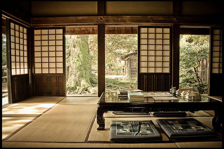 Casa giapponese tradizionale la varie parti for Casa giapponese