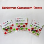 Christmas Classroom Treats