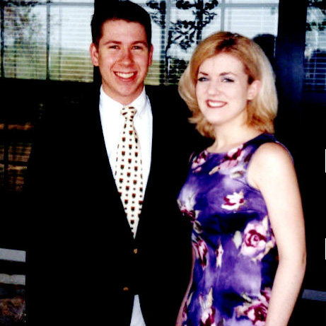 Terence-and-Becky-at-Easter-2000