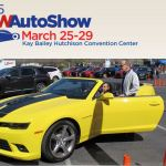 Win a 4-pack of tickets to the DFW Auto Show!