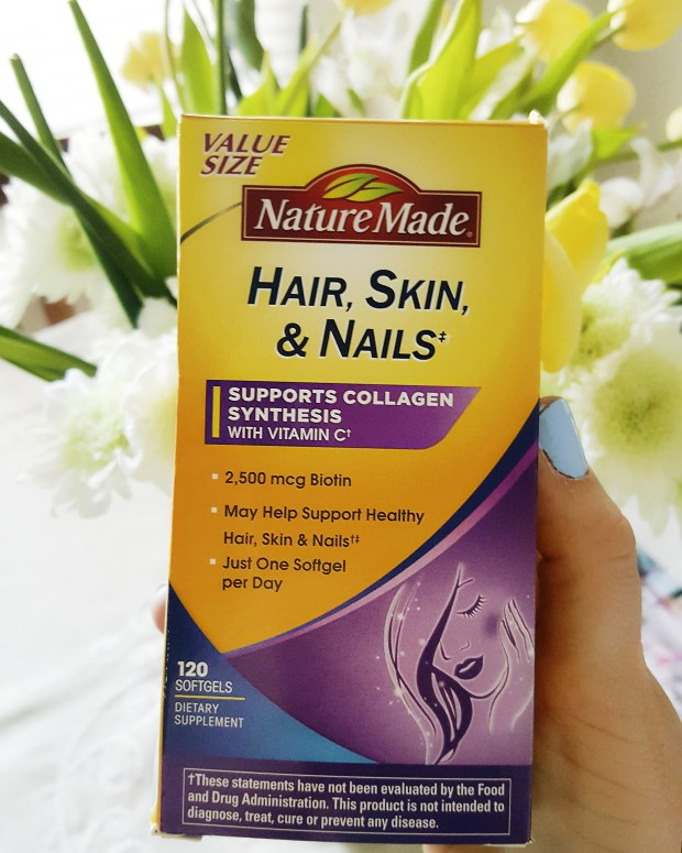 Hair, Skin, & Nails on POINT with Nature Made + Enter to WIN! |