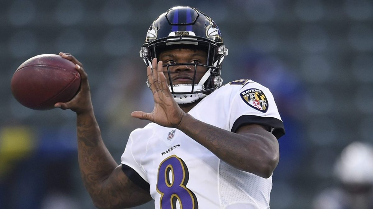 Raven quarterback being reckless with his career driving