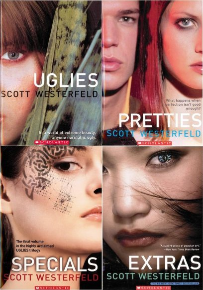 Image result for uglies pretties specials
