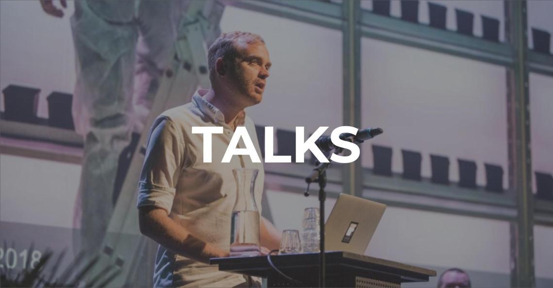 Jay Springett Talks Header
