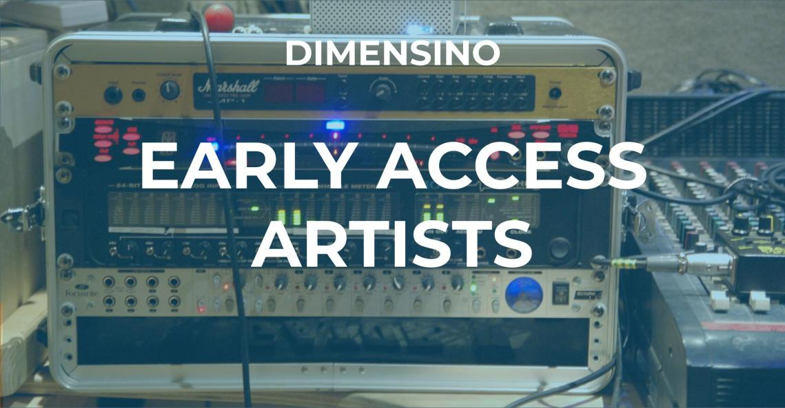 Early Access Artists - Cover