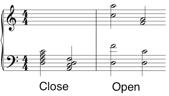 Spread Voicings