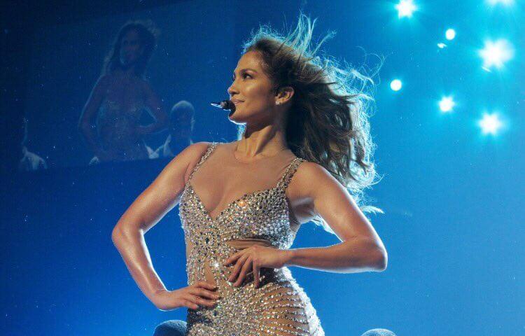 Jennifer Lopez Live In Las Vegas