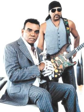 The Isley Brothers Concert Tickets