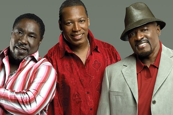 The O'Jays Show Dates 2017