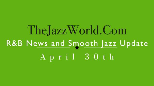The Jazz World Show April 30
