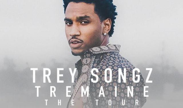 Trey Songz on tour