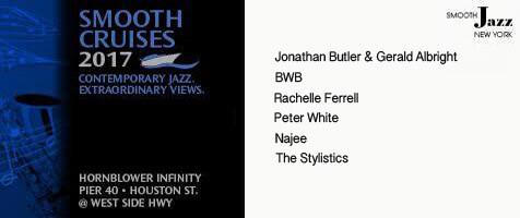 Smooth Jazz New York Cruise Series 2017