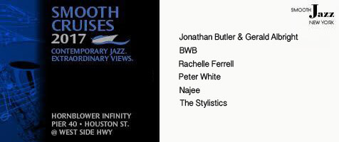 Smooth Jazz New York Cruise Series 2017