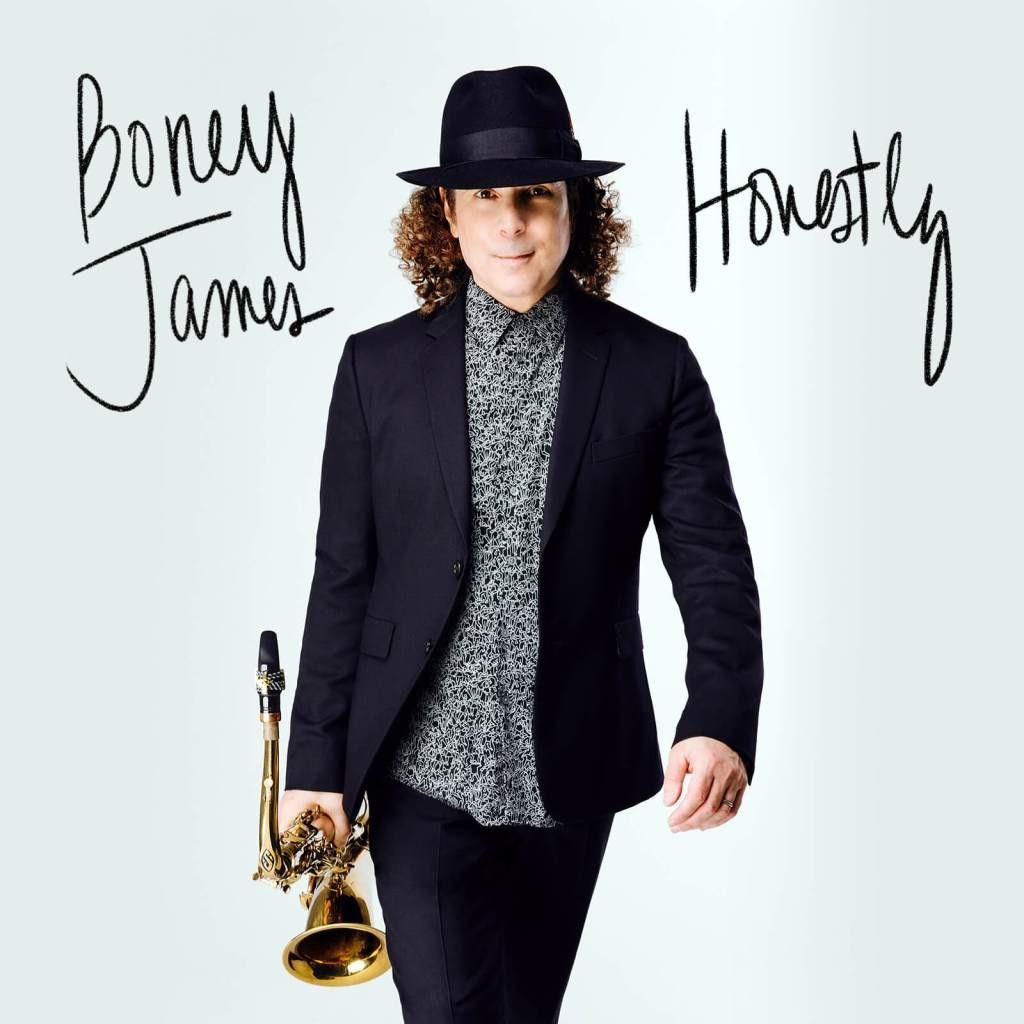 Boney James New Album Honestly September 1st