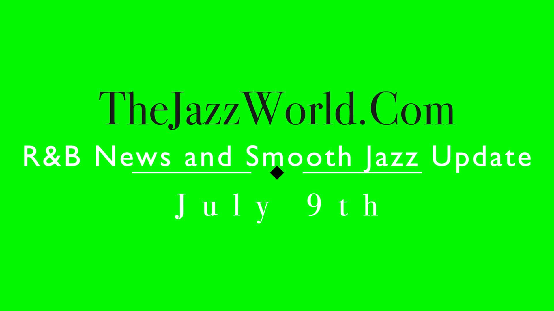 The Jazz World Show 7:9