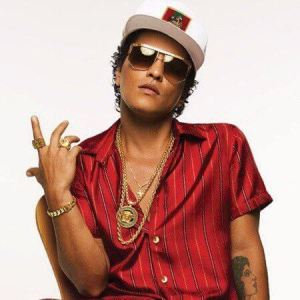 Bruno Mars Tour Schedule