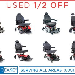 Wheelchair Used Wicker Patio Chair Mobility Scooters Los Angeles Pride Jazzy Power