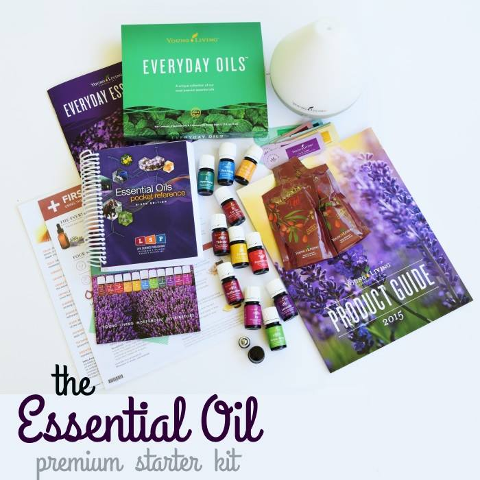 Young Living Essential Oil Premium Starter Kit | The Jenny Evolution