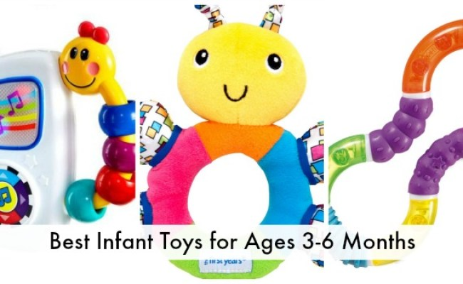 Age Appropriate Toys For Children Of All Ages The Jenny