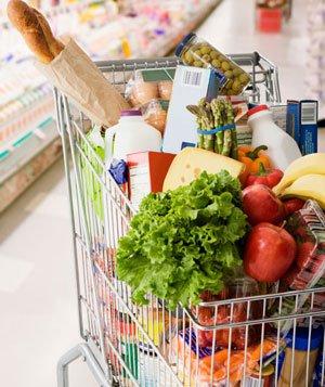 Kitchen Essentials Healthy Grocery Shopping
