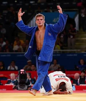 Nick Delpopolo - Judo