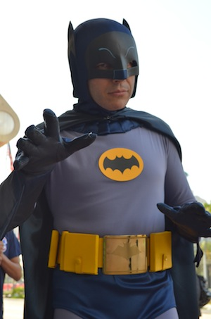 Batman's San Diego Comic-Con Survival Guide