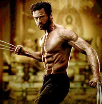 Wolverine - Six Pack Abs